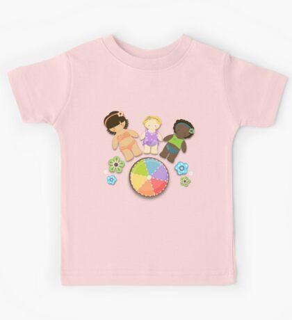 Summer Friends Kids Clothes