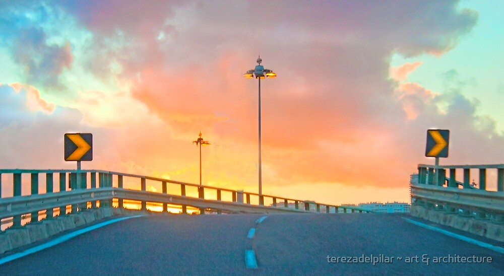 road to the sky by terezadelpilar ~ art & architecture