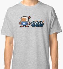 Bomberman pixel Classic T-Shirt