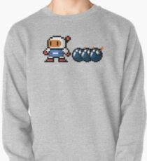 Bomberman pixel Pullover