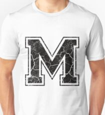 M - the Letter Unisex T-Shirt