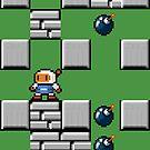 Bomberman Pixel Case by Jimzydoodah