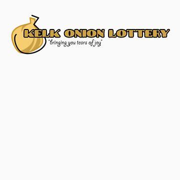Kelk Onion Lottery by malster