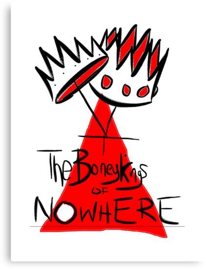 The Boney Kings of Nowhere Crowns by Aaran Bosansko
