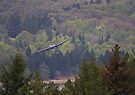 Dambusters 70 Years On - Flypast At The Derwent Dam - 5 by Colin  Williams Photography