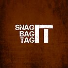 Snag it Bag it Tag it by UtherPendragon