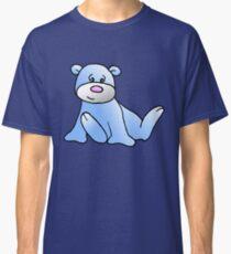 Blue Teddy bear Classic T-Shirt