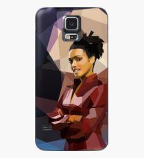 Martha fragged Case/Skin for Samsung Galaxy