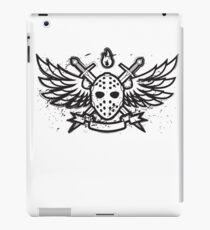 Jason Sword iPad Case/Skin