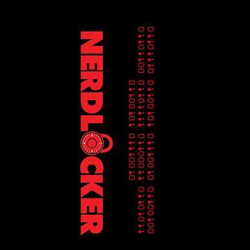 Nerdlocker Binary Style by nerdlocker
