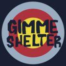 Gimme Shelter by modernistdesign