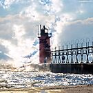 South Haven Lighthouse by cherylc1