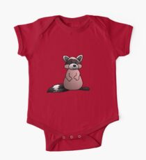 Red Raccoon Kids Clothes
