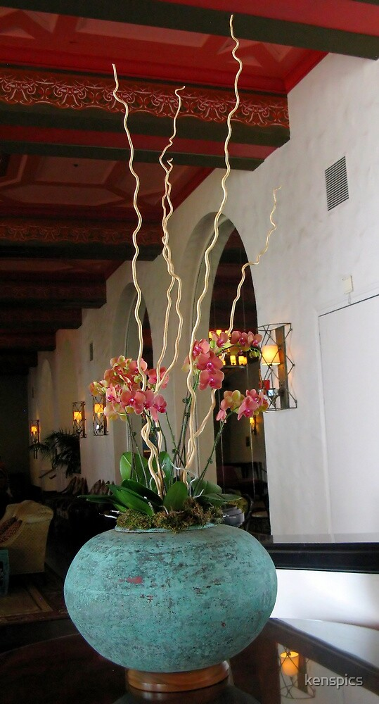 Flower Vase by kenspics