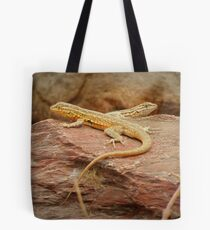 Common Side-blotched Lizard (Pair) Tote Bag