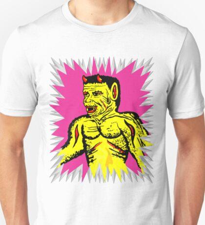 Yellow Devil T-Shirt