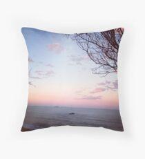 Korora Bay Throw Pillow