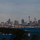 Sydney's Skyline by liza1880