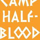 Camp Half-Blood by Robin Lund