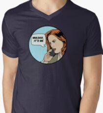Pop Scully V-Neck T-Shirt