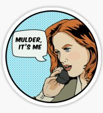 Pop Scully Sticker