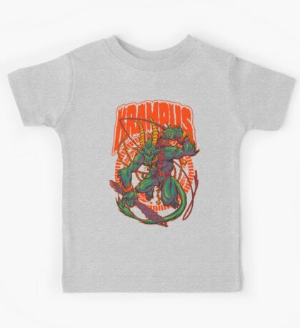 KREEPING KRAMPUS Kids Clothes