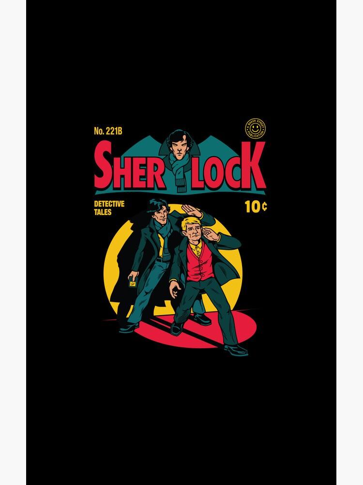 Sherlock Comic de harebrained