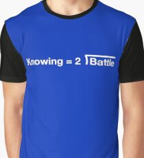 GI Joe: Knowing is half the battle (blue) Graphic T-Shirt