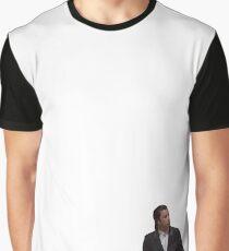 Confused Travolta Graphic T-Shirt