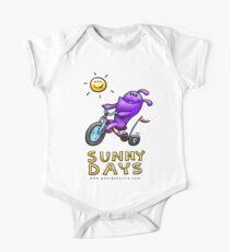 Sunny Days!! One Piece - Short Sleeve