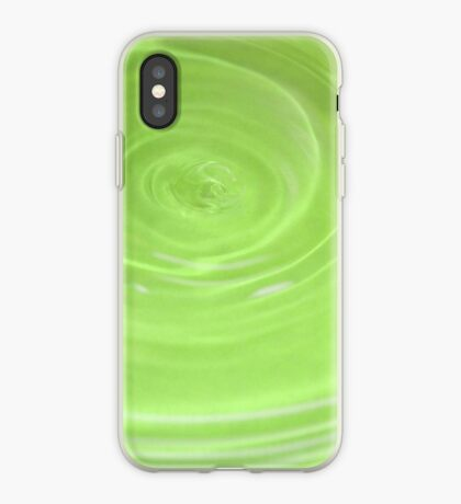 Lime Water iPhone Case