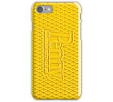 Penny Skateboards - Yellow iPhone Case/Skin