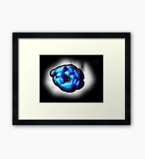 ©NLE Bubble Neon Ligth III Framed Print