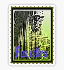bruxelles Sticker