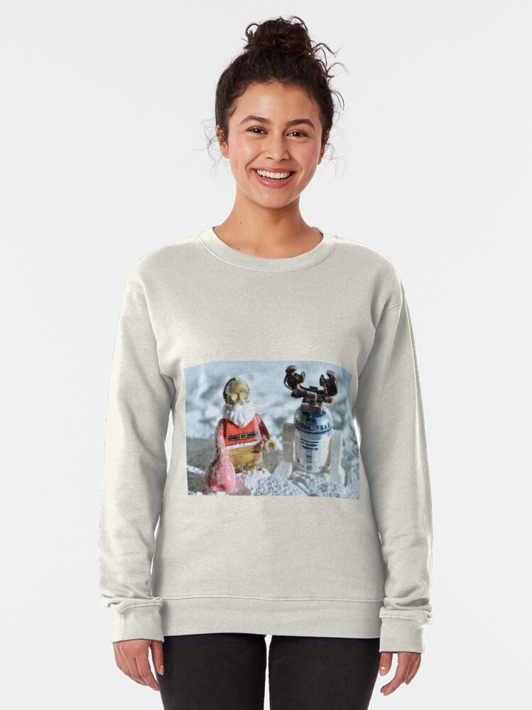 Alternate view of Incognito Pullover Sweatshirt