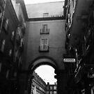Arched Entrance  by DearMsWildOne