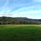 Dusk: Kangaroo Valley by Aakheperure