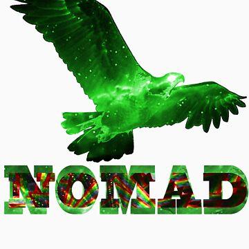 Patriotic Nomad by Nate4D7