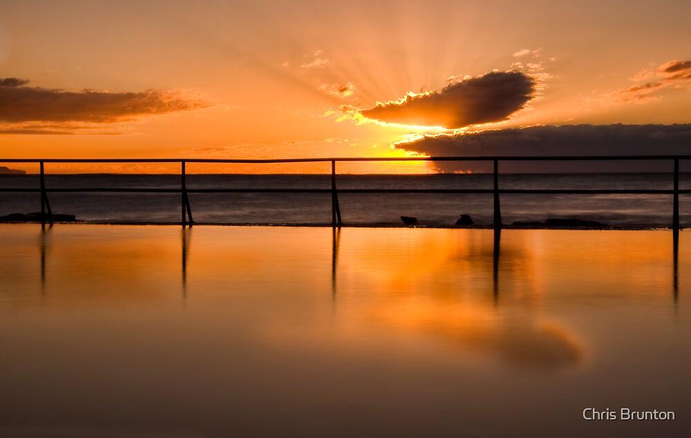 Good morning Coalcliff, Australia by Chris Brunton