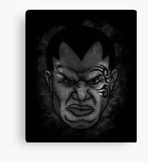 Heavyweight Champ Canvas Print