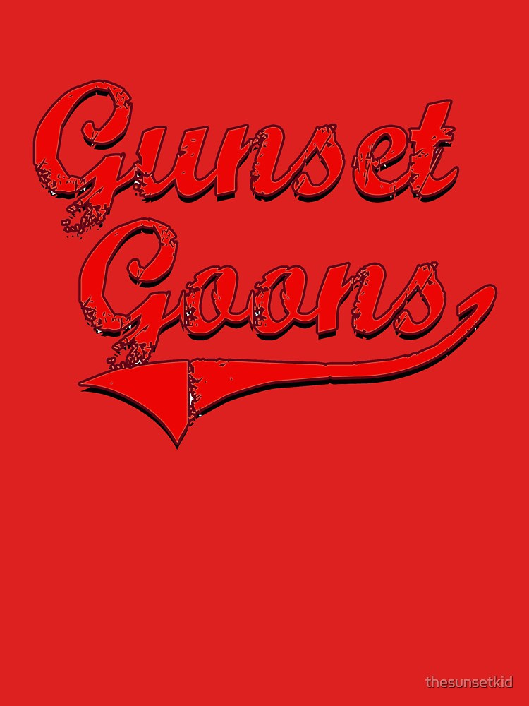 Gunset Goons (Red) by thesunsetkid