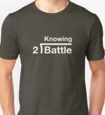 GI Joe: Knowing is half the battle (army green drab) T-Shirt