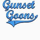 Gunset Goons - Light Blue by thesunsetkid