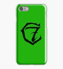 7c Green iPhone Case/Skin