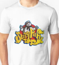 Stay Puft Marshmallow Man Logo - Graffiti T-Shirt