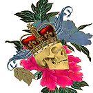 King Skull by Tickleart