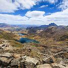 Summit of Snowdon by Nick Jermy