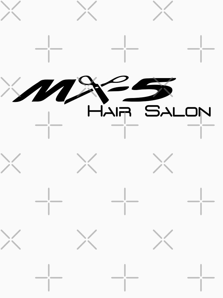 MX-5 Hair Salon by AndreGascoigne