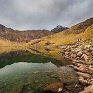 Base of Snowdon by Nick Jermy