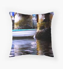 Tranquil Reflections Throw Pillow
